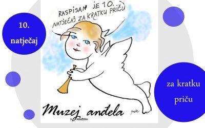 10. natječaj za kratku priču Muzeja anđela