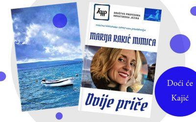 Profesori pišu: DVIJE PRIČE Marije Rakić Mimica
