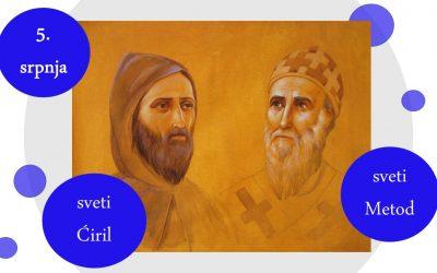 Blagdan otaca slavenske pismenosti